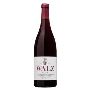 Heitersheimer Maltesergarten Spätburgunder Rotwein trocken im Holzfass gereift Weingut Walz
