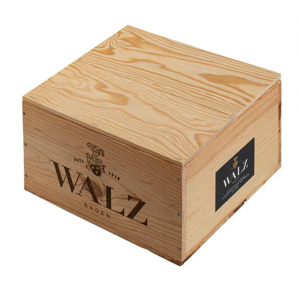 Holzkiste Weingut Josef Walz Heitersheim