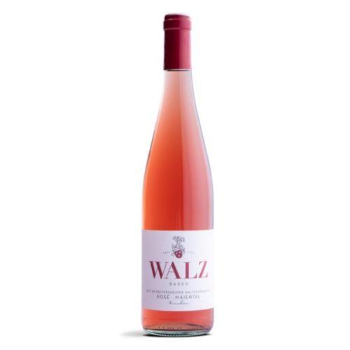 Heitersheimer Maltesergarten Rosé Maiental trocken Weingut Walz Heitersheim