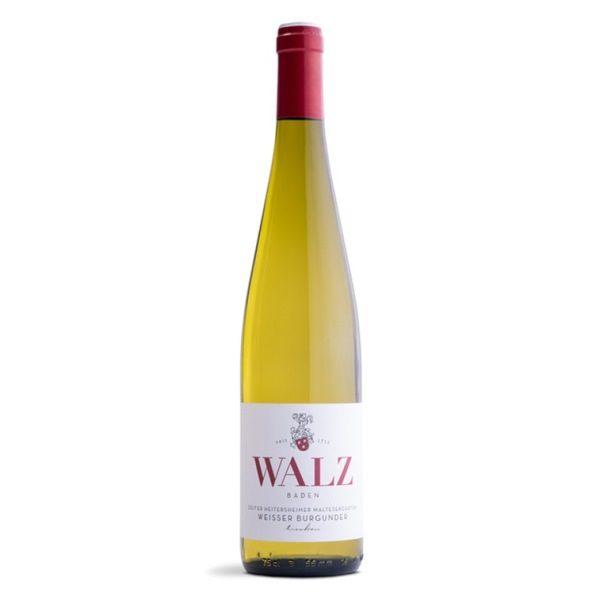 Heitersheimer Maltesergarten Weisser Burgunder trocken Weingut Walz Heitersheim