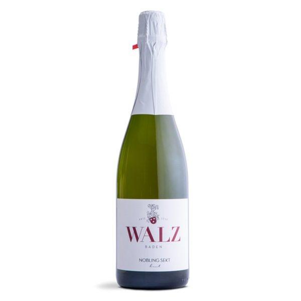 Sekt Nobling Brut Weingut Walz Heitersheim