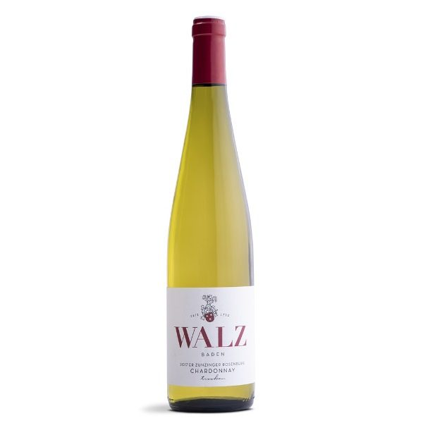 Zunzinger Rosenberg Chardonnay trocken Weingut Walz Heitersheim 2017