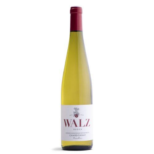 Zunzinger Rosenberg Chardonnay trocken 2018 Weingut Josef Walz Heitersheim