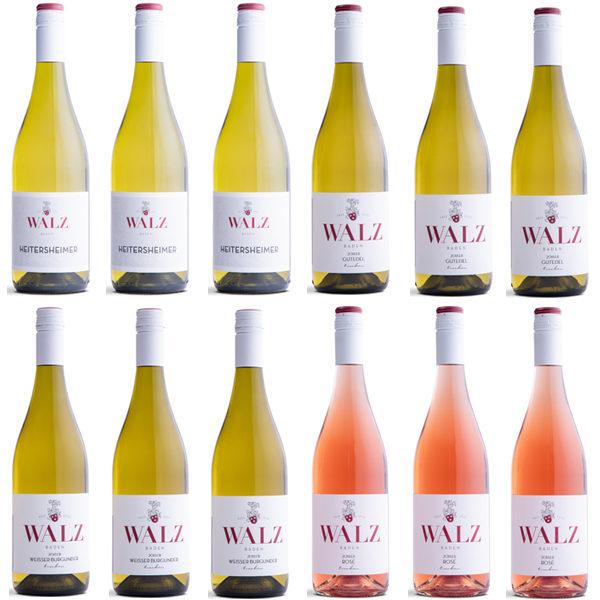 Sommerweinsortiment Weingut Josef Walz heitersheim