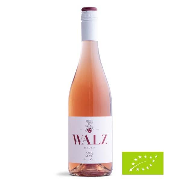 Rosé-trocken-2019-Biowein-Weingut-Walz-Heitersheim